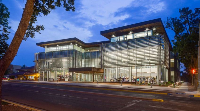 New-Mexico-Highlands-University-new-student-center